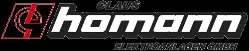 Claus Homann Logo Header XL